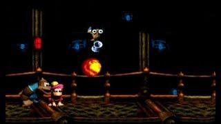 カービンが画面の奥からファイヤーボールを放ってくるステージ。 □動画概要 『スーパードンキーコング3』の動画です。 【チャンネルのメン...