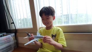 피닉스 카타르항공 A380 1/400 모델 리뷰 (1/…