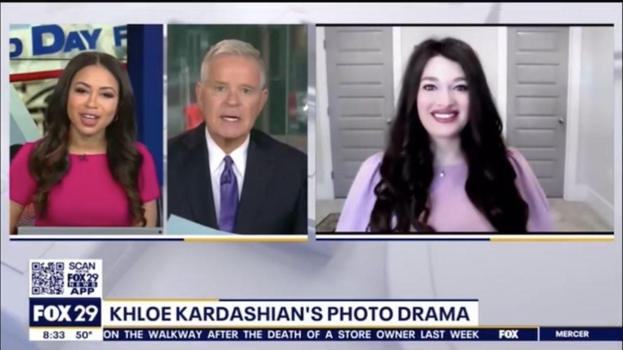FOX29 Philadelphia: Khloe Kardashian Tries to Remove Photo from Internet