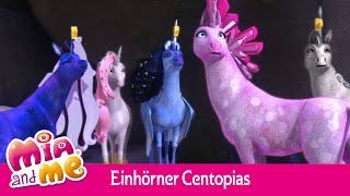 Die Einhörner Centopias - Mia and me