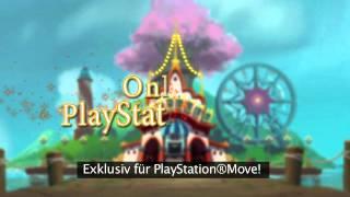 Carnival Island für PlayStation Move - Gamescom-Trailer [HD]