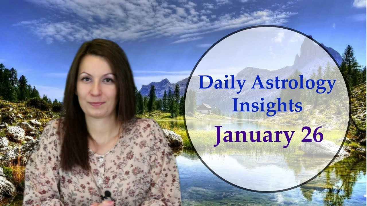 sagittarius daily horoscope january 26