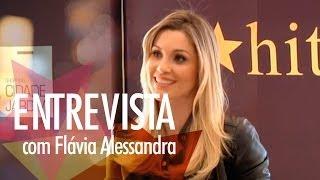 Mesa Redonda com Flávia Alessandra