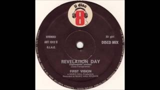 First Vision - Revelation Day