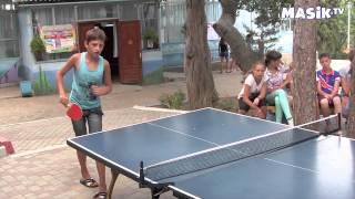 видео купить детскую теннисную ракетку