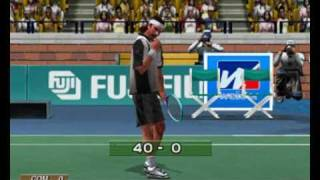 Virtua Tennis Gameplay [PC]