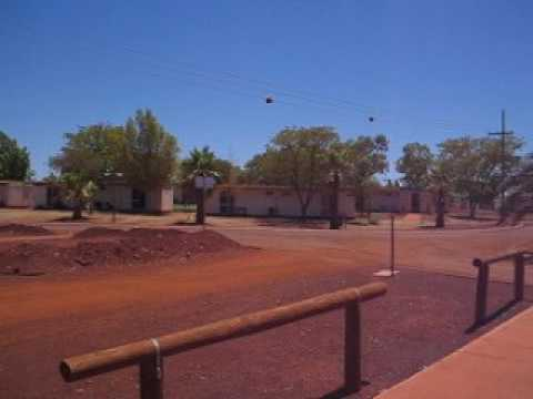 Area C Mine Camp