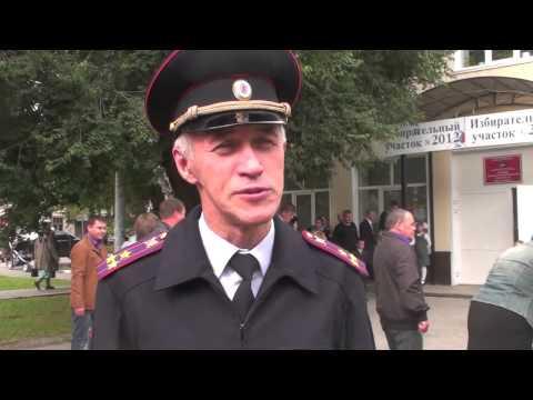Геннадий Лоточкин начальник управления ГИБДД УМВД России по Тюменской области