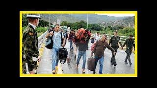 Venezuela: en 2017 se fue la misma cantidad de gente que - noticias