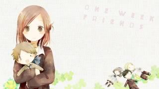【Music Box】Niji No Kakera【One Week Friends】