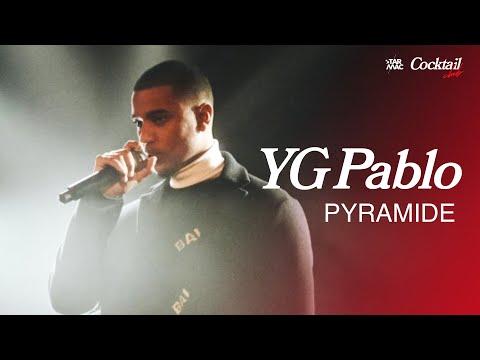 Youtube: EXCLU DE YG PABLO –«PYRAMIDE» • TARMAC COCKTAIL CLUB