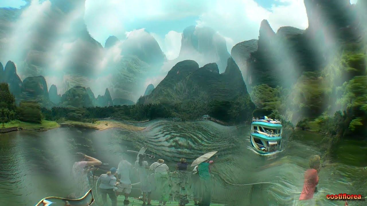 Li River Cruise Guilin To Yangshuo Part 4 Trip To China