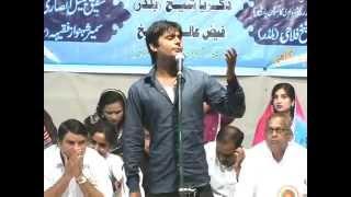 Ali Barabankavi Bhiwandi Mushaira Organize by Ebad Nomani
