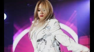 180210 CL at Indonesia LAFF Festival -'Solo & 2NE1' Songs Performance