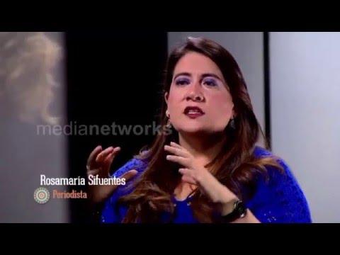 Entrevista a Rosa Maria Sifuentes