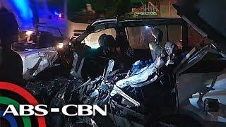 News Patrol: 3 patay, 7 sugatan sa karambola ng sasakyan sa Quezon | February 16, 2019