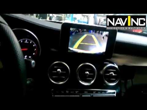 NavInc Mercedes Comand NTG5 & NTG5.1 multimedia interface