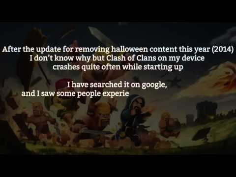 How To Fix Clash Of Clans When it keep on CRASHING