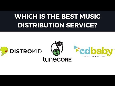 Tunecore vs Distrokid vs Cdbaby | How To Sell Your Music On Spotify, Apple Music, Tidal