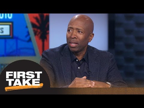 Kenny Smith: Kevin Durant and Chris Paul trades 'just made everybody worse' | First Take | ESPN