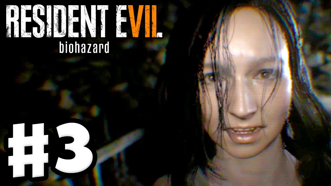Resident Evil 7 Biohazard Gameplay Walkthrough Part 3 Hide Or Die Pc Vloggest