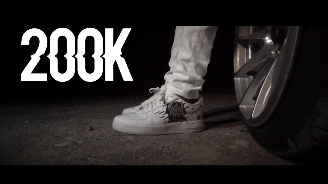DOWNLOAD: AFNotorious – 200k (Official Video) Mp4 song