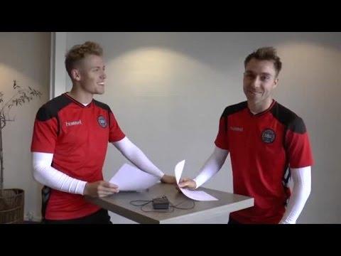 Joke battle: Fischer vs. Eriksen