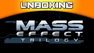[PS3] Mass Effect Trilogy - Unboxing em Português