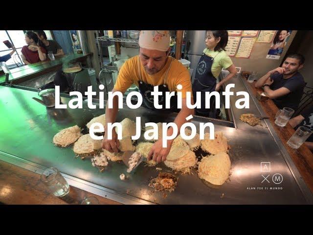 El chef guatemalteco que es una celebridad en Japón | Alan por el mundo