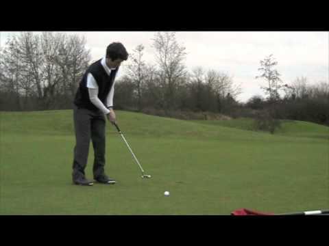 Tom Hurst College Golf Recruitment Video
