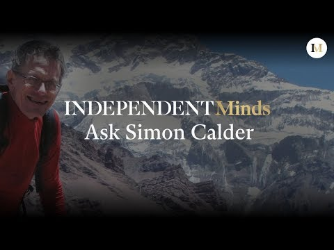 Simon Calder answers your travel questions with Independent Minds - live from London