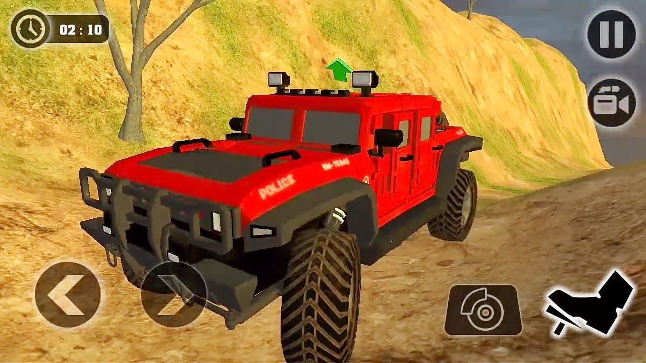 Zoo Safari Hummer Driving : Offroad Jeep Simulator Game 113 || Hummer Car  Game || Games 13D | hummer off road video