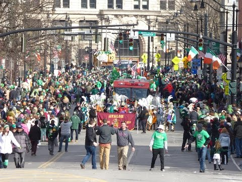 Upstate New York's St. Patrick's Day parades for 2018: Dates, times, more