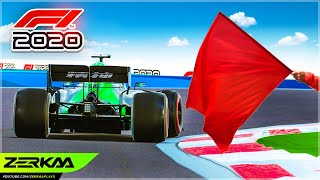 I Got DISQUALIFIED From A Race! (F1 2020 My Team #5)