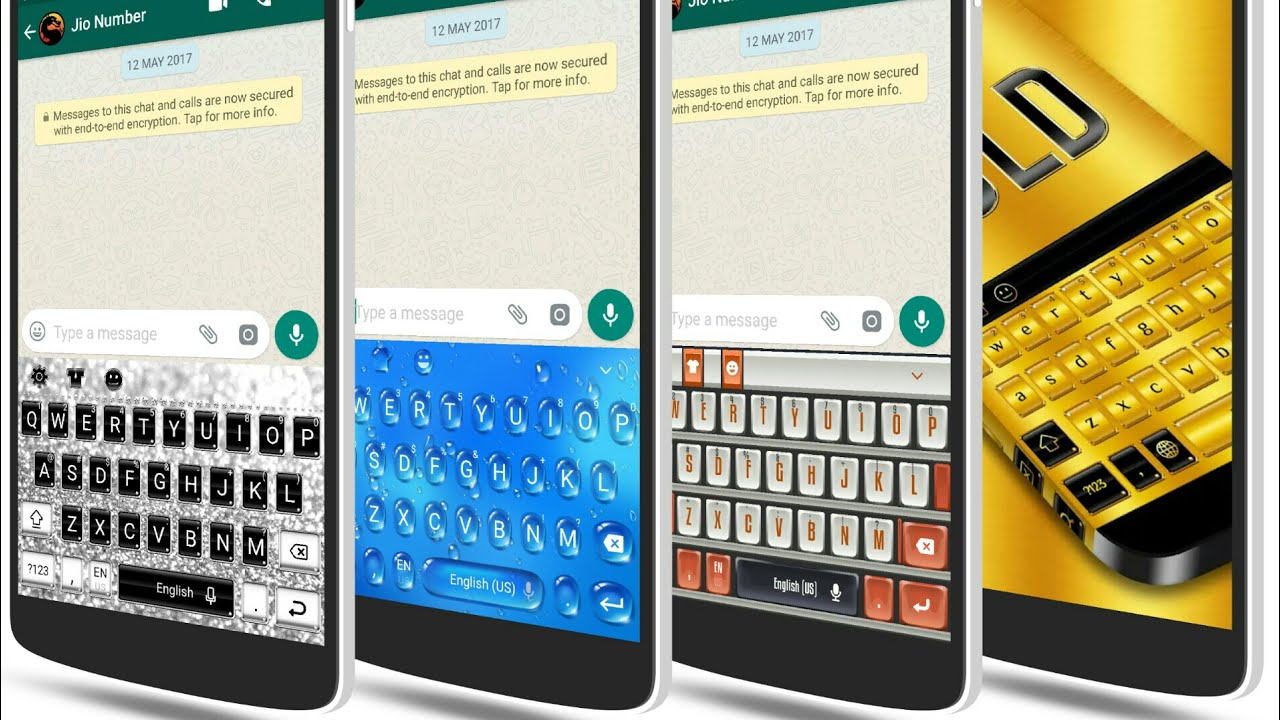 Best Android Keyboard Themes and effect app | iphone Keyboard by Itech