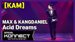 [직캠] KAM l MAX & 강다니엘(KANGDANIEL) - Acid Dreams l @2020 Asia Artist Awards_201128