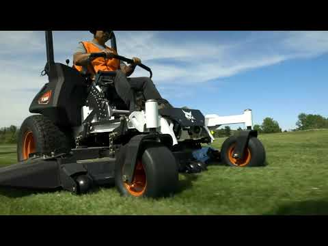 Bobcat ZT6100 Walk through with Ron Scheffler from Bobcat