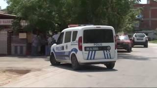 Antalya'da Mahalleliyi Meraklandıran Ölüm