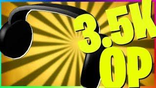 WE GOT CLOCKWORK HEADPHONES FOR 3.5K OP! ROBLOX TRADING WE HIT 500K!