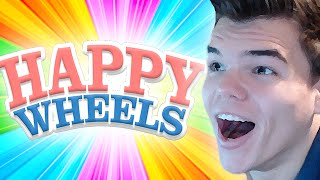 CRAZY TORTURE CHAMBER! (Happy Wheels Funny Moments)