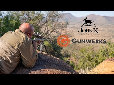Gunwerks And JohnX Safaris - The East Cape Experience 2020