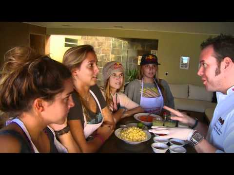 Red Bull Surfing Girls Only: Ceviche - Sofia Mulanovich