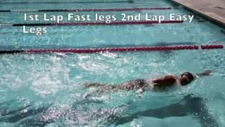 Lap Swim Challenge #1