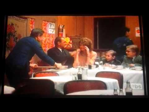 A Christmas Story 1983 Chinese Restaurant TBS