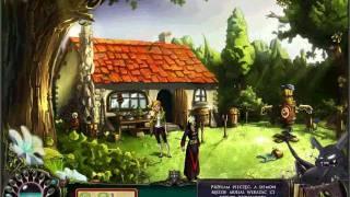 Brunhilda and the Dark Crystal [rozgrywka]