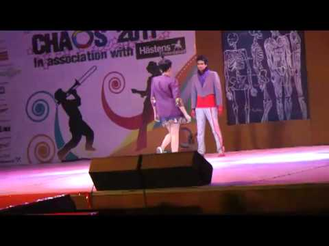IIM-A-Chaos 2011 Fashion Show