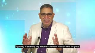 Principios y temas sobre el Liderazgo (Cápsula 15) Rdo. William Hernández