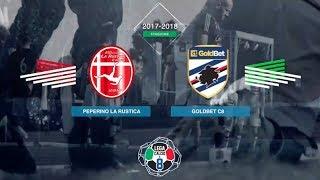 Peperino Calcio La Rustica 4-3 Goldbet C8 | Serie A - 21ª | Highlights
