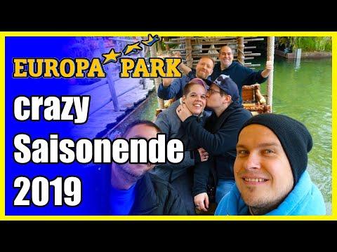 Mein Verrücktes Saisonende 2019 Im Europa-Park