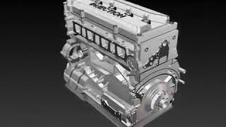 comment un moteur de voiture fonctionne